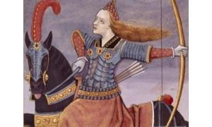 Penthesilea: Queen of the Amazons