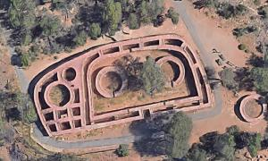 Ancient Pueblo Peoples Practiced Advanced Geometry without a Known Written Language or Numerical System, Could You?