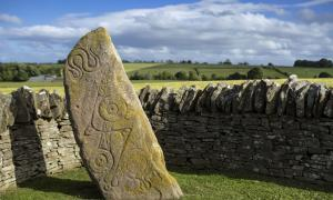 Aberlemno Pictish Stone, Scotland