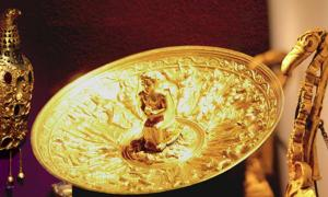 The Incredible Discovery of the Golden Pietroasele Treasure