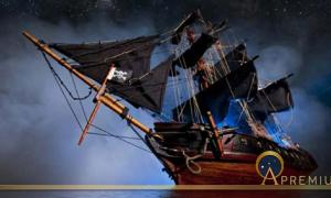 Pirate Ship. ( neillockhart / Adobe)
