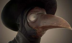 Plague Doctor Mask, Steno Museum