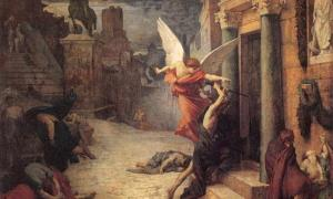 World Epidemic Unearthed in Egypt - Plague in Rome