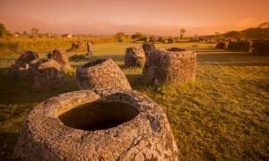 Lao Phonsavan, Plain of Jars, Laos