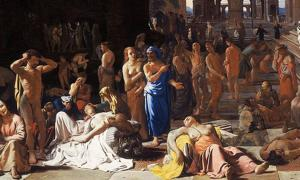 It's Driving Them Out of Their Minds: The First Big Poisoning in Ancient Rome