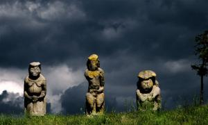 The Polovtsian Statues of the Eurasian Steppes