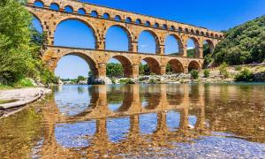 Pont Du Gard, Nimes, France 	Source: Emperorosar / Adobe Stock