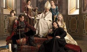 "Pope Alexander VI inspired the Showtime mini-series ""The Borgias"","