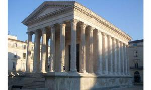 The Best Preserved Roman Temple? From Emperors to Founding Fathers, Elite Connections Maintained the Maison Carrée