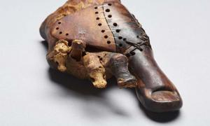 New Revelations When 3,000-Year-Old Prosthetic Toe is Examined with Cutting Edge Technology