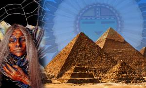 The Pyramid Complex and the Hopi: Creation Myth Sheds Light on Building Plan