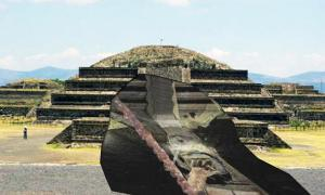 Pyramid of Quetzalcoatl may lead to Royal Tomb