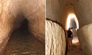 Qanat Firaun - Underground aqueduct