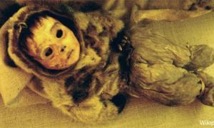 The mummies of Qilakitsoq