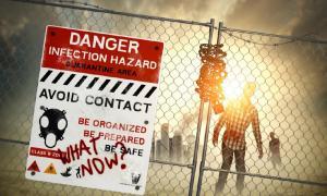 Representation of a quarantine zone.           Source: James Thew / Adobe stock