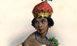 Queen Nzinga of Ndongo and Matamba