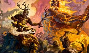 Ragnarok - Apocalypse in Norse myth