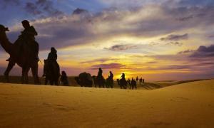 Ramses III in Arabia? Hunt for Egyptian Artifacts in Saudi Arabia Is On
