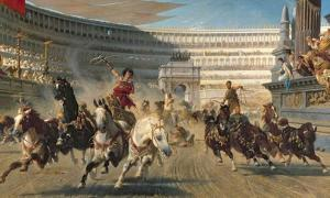 Reconstructed Circus Maximus Provides Tourists with a New Opportunity to Experience Ancient Rome