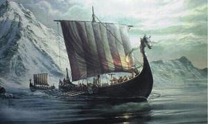 Vikings Ship