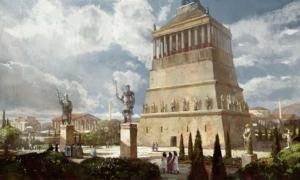 Remaking the Mausoleum: One of the Seven Wonders of The Ancient World to be Restored