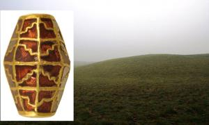 Rendlesham bead and Sutton Hoo