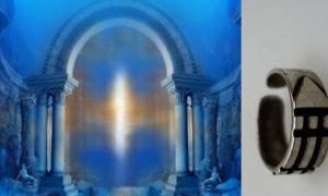 Representation of Atlantis and ring