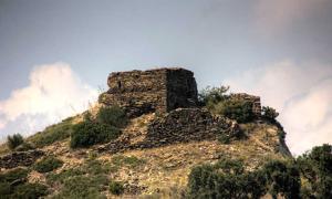 Castell de Bufalaranya, Roses.