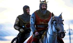 Robert the Bruce in The Outlaw King