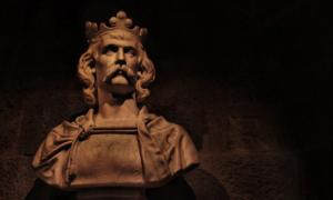 King Robert the Bruce.