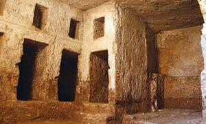 Rock-Cut Tombs in Turkey May be Part of Largest Necropolis in the World