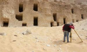 Hundreds of Ancient Rock-Cut Tombs have been Discovered in Egypt