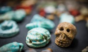 The nature of the objects could indicate that they were used in Roman sorcery.