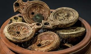 Puzzling Roman-Era Remains Found in Switzerland