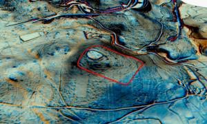 """Remote Sensing Technology Uncovers 66 """"Hidden"""" Roman Bases In Spain"""