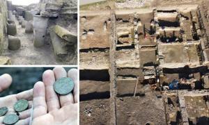 Impressive Roman Military Base Found in Serbian Cornfield