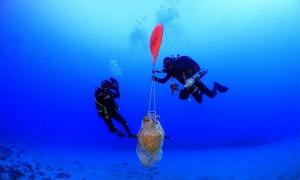 Ancient Treasures Discovered in Roman Shipwreck at Kasos