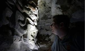 Royal Maya Burial at El Zotz Ruins in Guatemala