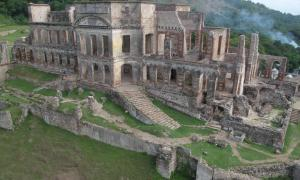 Sans-Souci: The Ruined Palace of King Henry I of Haiti