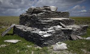 Malden Island Ruin