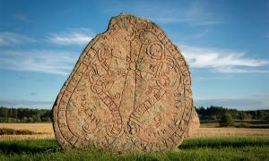 Runriket, Where the Power Struggle of a Viking Ruler is Written in Stone