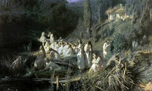 Rusalka: The Mythical Slavic Mermaid
