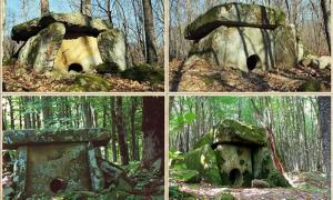 25,000-Year-Old Buildings Found in Russia