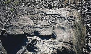 Known as the Sikachi Alyan petroglyphs, the area has been proposed as a UNESCO World Heritage Site.