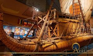 Thor Heyerdahl, Reviving The Solar Cult Of Ancient Mariners