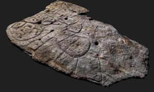 The Saint-Bélec Slab Revealed to be Europe's Oldest 3D Map