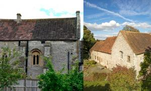 Saltford Manor and Luddesdown Court. Which is the oldest house in England?