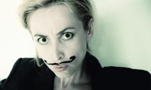 A psychic's claim to be the daughter of Salvador Dalí has been disproven. Source: korionov / Adobe Stock.