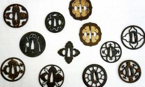 Sword Guards Confirm Samurai Warriors Secretly followed Christianity