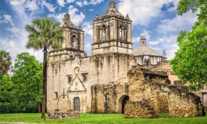Mission Concepcion in San Antonio, Texas, USA         Source: SeanPavonePhoto / Adobe Stock